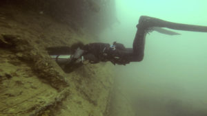 Sidemount - Wreck