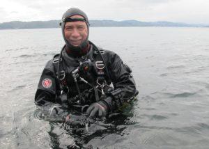 Sidemount Sea Dives