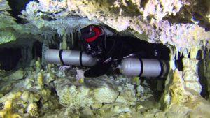 Sidemount - Cave