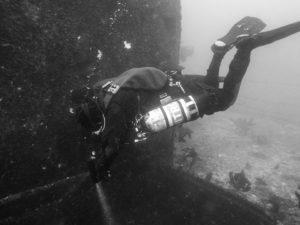 Enriched Air Nitrox Wreck